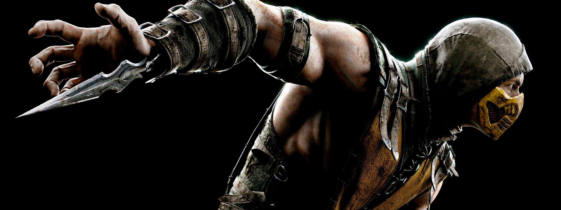 Mortal Kombat X - Ui concepts