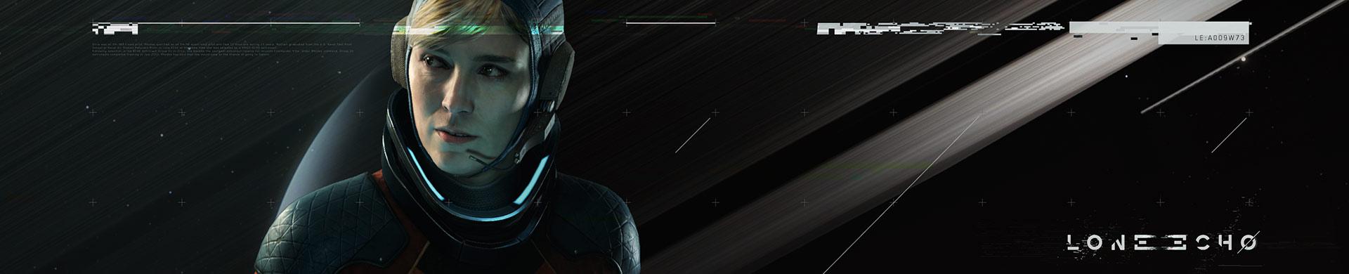 Lone Echo Visual ID  / Ui