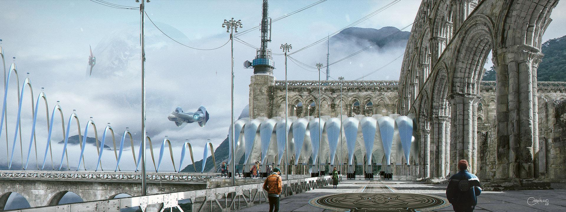 Sky Port Concepts